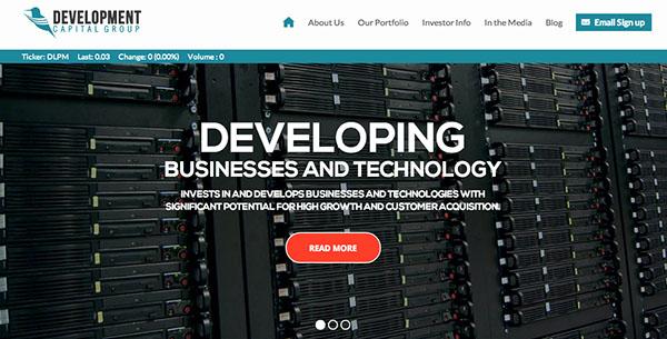 Development Capital Group   DLPM Home Page