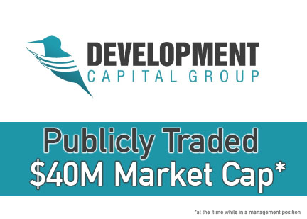 Development Capital Group | DLPM STOCK
